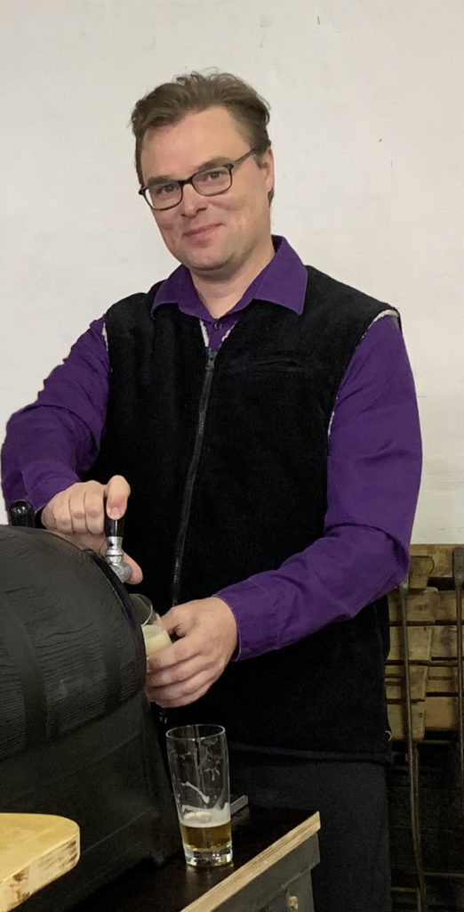 Marc Schneider Braumeister Sonnenberger Biermanufaktur