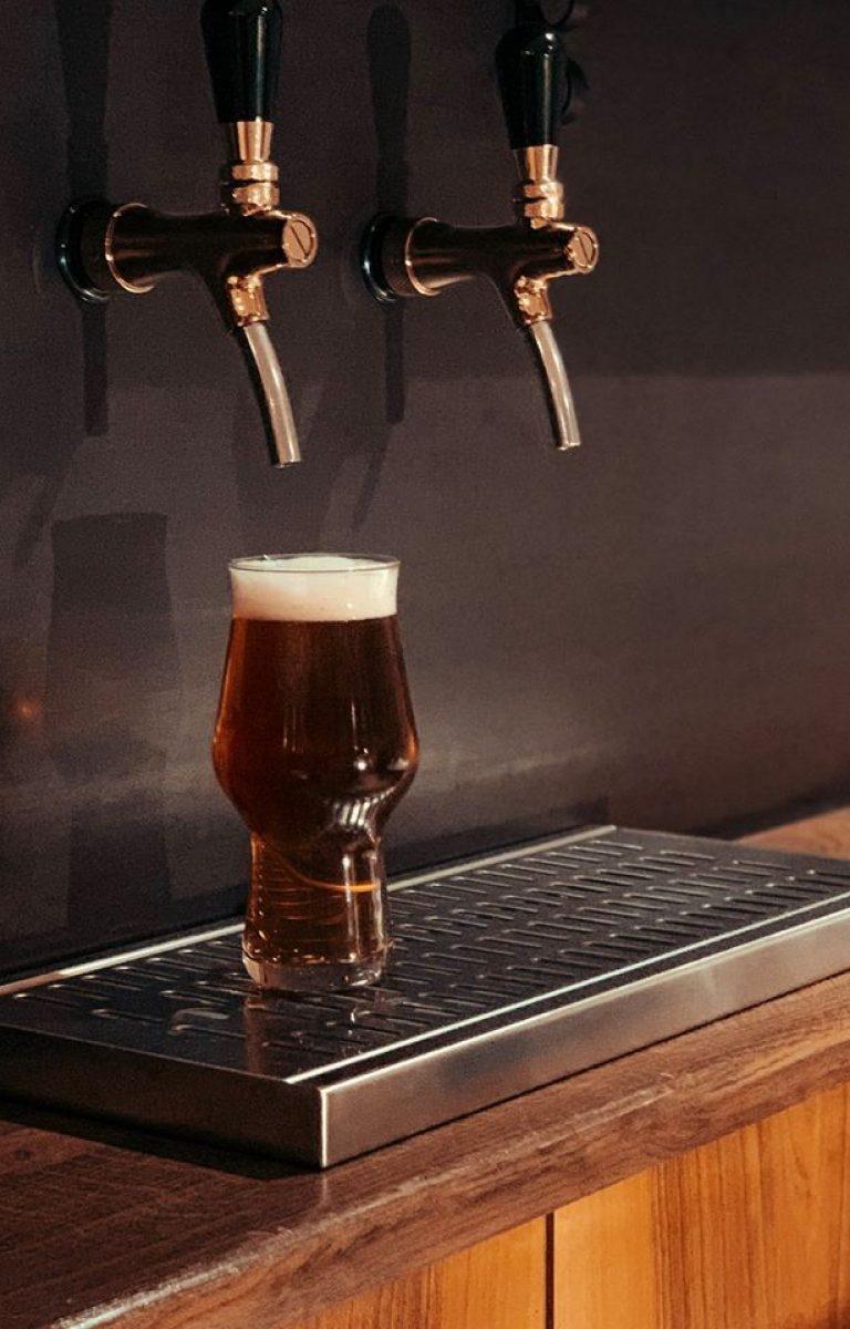 Sonnenberger Biermanufaktur Bier im Craft Bierglas